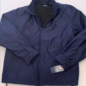Chaps Water Resistant Hooded Coat